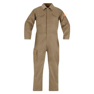 Propper FR 100% Cotton Coveralls Khaki