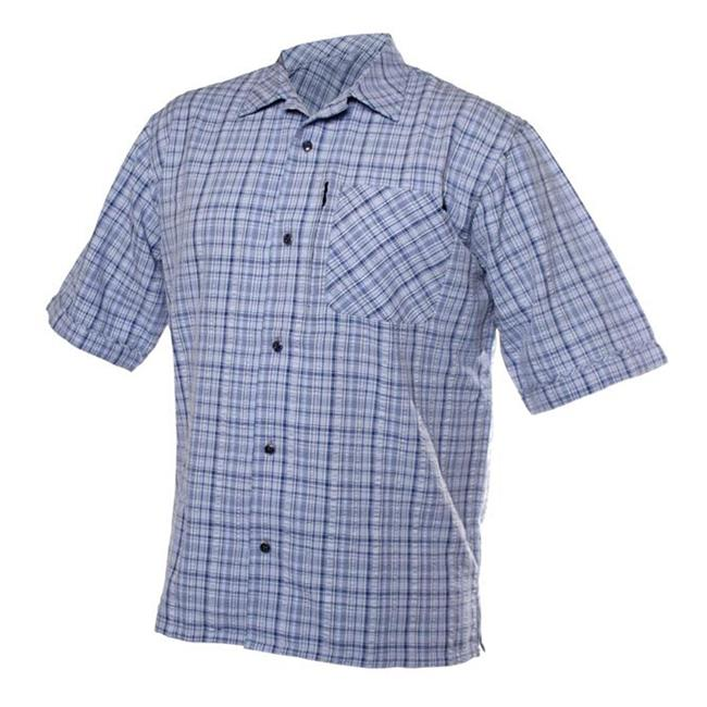 Blackhawk 1700 Shirt Blue Plaid