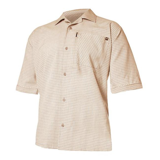 Blackhawk 1700 Shirt Brown Plaid