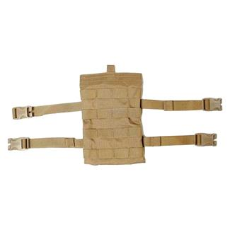 Blackhawk Removable Side Plate Carriers - COTS Coyote Tan