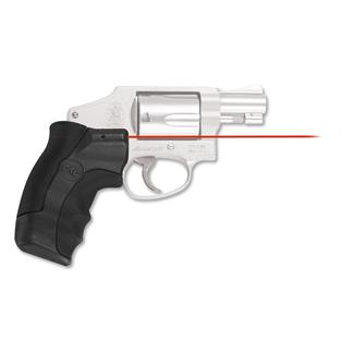 Crimson Trace LG-350 Lasergrips Black Red
