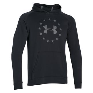 Under Armour ColdGear Freedom Hoodie Black / Graphite