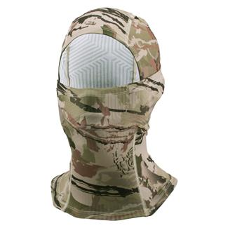 Under Armour ColdGear Infrared Camo Hood Ridge Reaper Camo Barren / Desert Sand