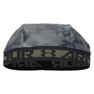 Under Armour Coolswitch Camo Skull Cap Ridge Reaper Halftone / Black
