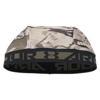 Under Armour Coolswitch Camo Skull Cap Ridge Reaper Camo Barren / Black