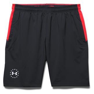 Under Armour Freedom ArmourVent Shorts Black / White