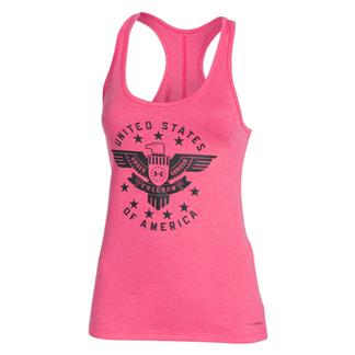 Under Armour Freedom Eagle Tank Harmony Red / Black