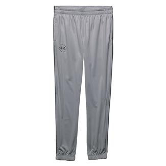 Under Armour Freedom Tricot Pants True Gray Heather / Black