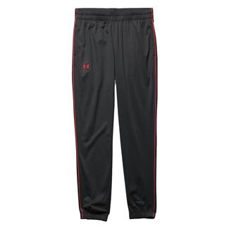Under Armour Freedom Tricot Pants Carbon Heather / Rocket Red