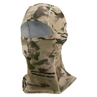 Under Armour HeatGear Camo Hood Ridge Reaper Camo Barren / Desert Sand