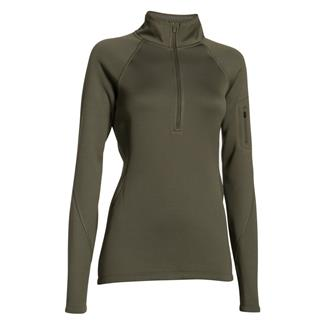 Under Armour Tactical ColdGear Infrared 1/4 Zip Jacket Marine OD Green