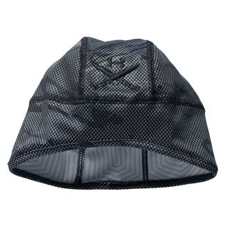 Under Armour Tactical ColdGear Infrared Camo Beanie Ridge Reaper Halftone / Black