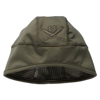 Under Armour Tactical ColdGear Infrared Camo Beanie Marine OD Green