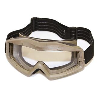 Blackhawk ACE Tactical Goggle Coyote Tan