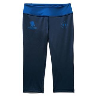 Under Armour WWP Capri Pants Academy / Ultra Blue