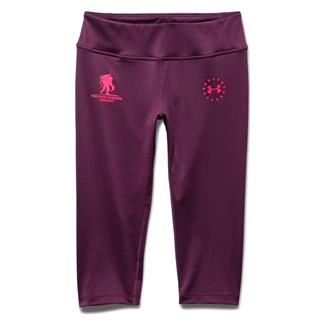 Under Armour WWP Capri Pants Beet / Harmony Red