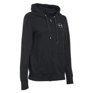 Under Armour WWP Fleece FZ Hoodie Black / Glacier Gray