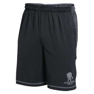 Under Armour WWP Raid Shorts Black / Storm