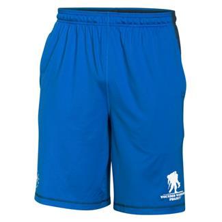 Under Armour WWP Raid Shorts Ultra Blue / White