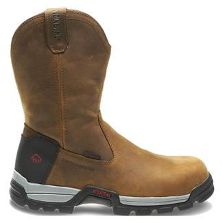 "Wolverine 10"" Tarmac CT WP Brown"