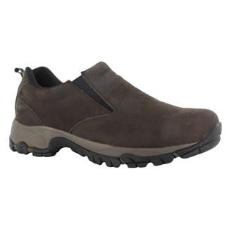 Hi-Tec Altitude Moc Suede Dark Chocolate