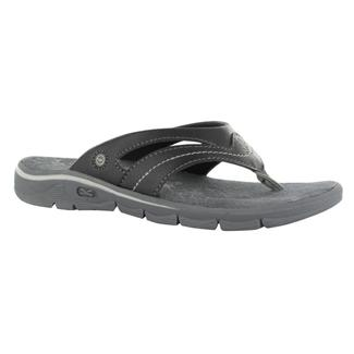 Hi-Tec Soul-Riderz Toe Post Black / Charcoal / Gray