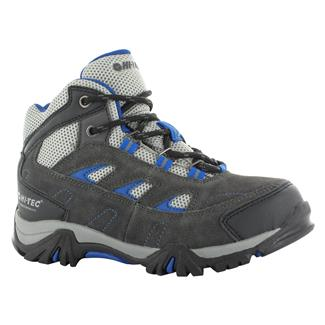Hi-Tec Logan WP Charcoal / Gray / Cobalt