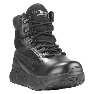 "Tactical Research 6"" Fatt Maxx SZ Black"
