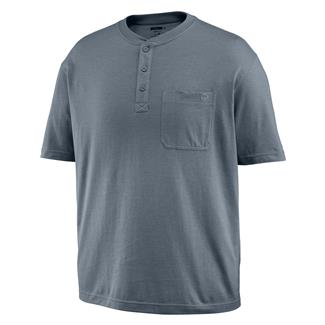 Wolverine Knox Henley Granite Heather