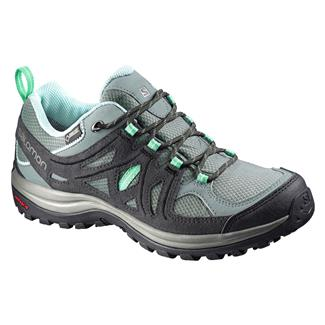 Salomon Ellipse 2 GTX Light TT / Asphalt / Jade Green