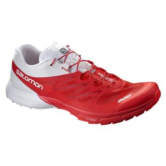 Salomon S-Lab Sense 5 Ultra Racing Red / White / Racing Red