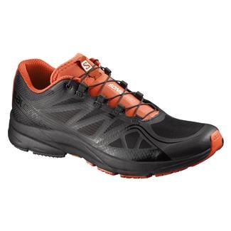 Salomon Sonic Pro Black / Tomato Red