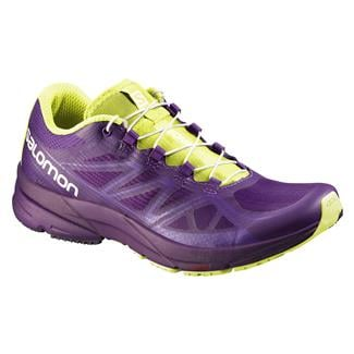 Salomon Sonic Pro Cosmic Purple / Gecko Green