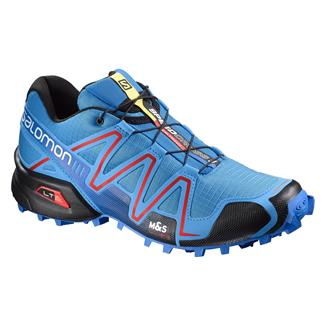 Salomon Speedcross 3 Bright Blue / Process Blue / Radiant Red