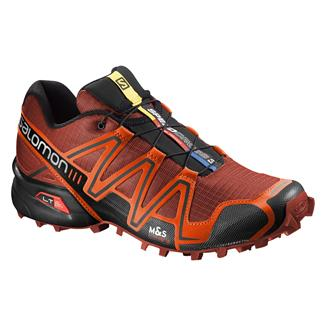 Salomon Speedcross 3 Deep Red / Tomato Red / Black