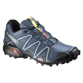 Salomon Speedcross 3 Slate Blue / Black / Deep Blue