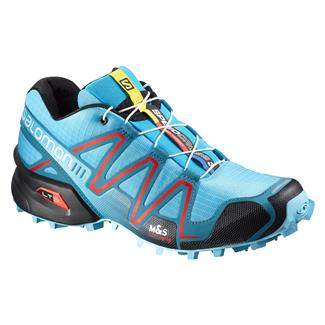 Salomon Speedcross 3 Azurin Blue / Fog Blue / Radiant Red