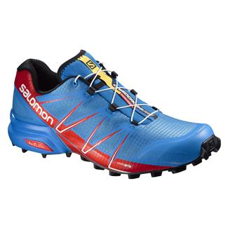 Salomon Speedcross Pro Bright Blue / Radiant Red / Black