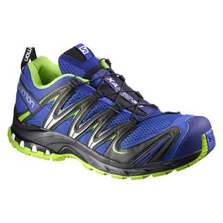 Salomon XA Pro 3D Cobalt / Process Blue / Granny Green