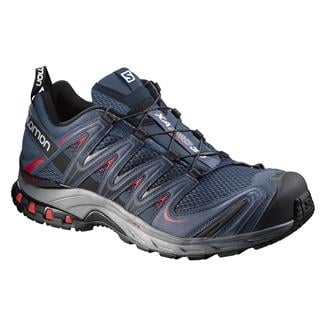 Salomon XA Pro 3D Slate Blue / Detroit / Radiant Red