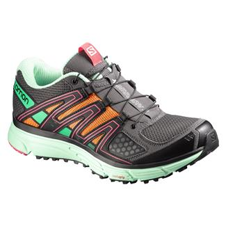 Salomon X-Mission 3 Autobahn / Lucite Green / Orange Feeling
