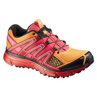 Salomon X-Mission 3 Yellow Gold / Radiant Red / Madder Pink