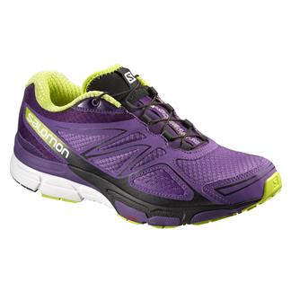 Salomon X-Scream 3D Rain Purple / Cosmic Purple / Gecko Green
