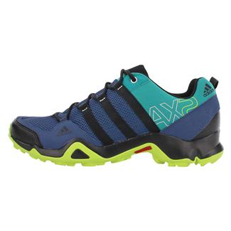 Adidas AX2 Mineral Blue / Black / Eqt Green