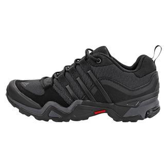 Adidas Fast X Black / Dark Gray / Power Red