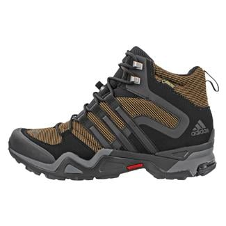 Adidas Fast X High GTX Earth / Black / Vista Gray