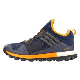 Adidas Response Trail Boost Col Navy / Mineral Blue / Eqt Orange