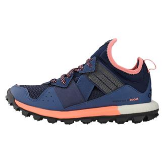 Adidas Response Trail Boost Col Navy / Black / Sun Glow