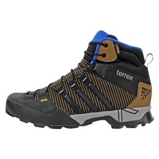 Adidas Terrex Scope High GTX Earth / Black / Eqt Blue