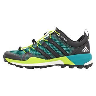 Adidas Terrex Skychaser Eqt Green / Black / Semi Solar Slime